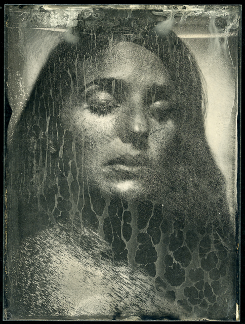 Alexis ALKA (tirage au collodion)