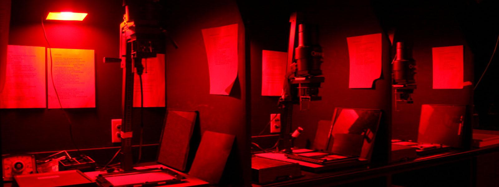 Un labo en lumière inatinique