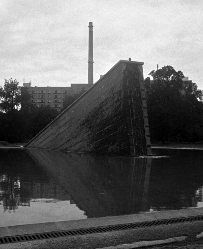Un délire architectural typique de l'ex-RDA