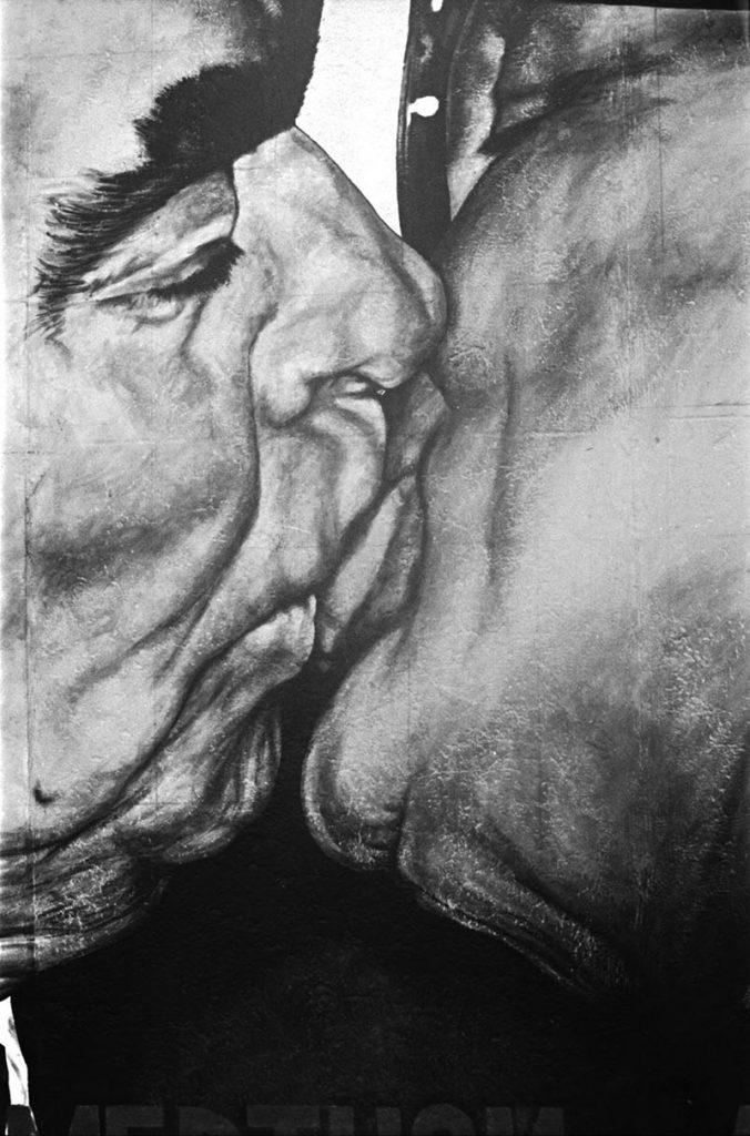 """""""Mon Dieu, aide-moi à survivre à cet amour mortel"""", Dmitri Vrubel, East Side Gallery"""